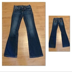 Miss Me size 14 boot jeans